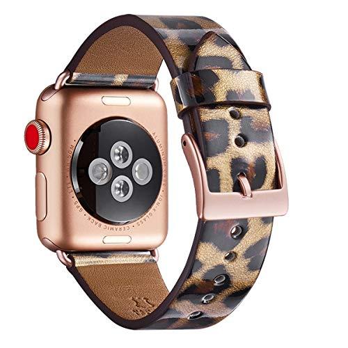 WFEAGL Apple Watch Animal Print Band