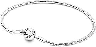 Pandora Me - Pulsera de plata con eslabones de serpiente