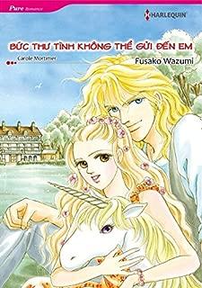 LÁ THƯ TÌNH KHÔNG THỂ GỬI ĐẾN EM: Harlequin Comics Vietnamese edition