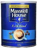 Maxwell House reiche Mischung Instant-Kaffee-Granulat 750g Tub