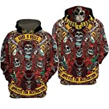 Guns N Roses Appetite for Destruction All Over Print T-Shirt, Hoodie, Zip Hoodie, Sweatshirt