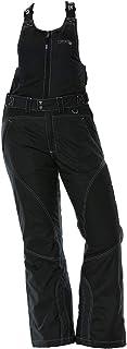 DSG Outerwear Women's Black Divine III Snow Bib/Pants - Waterproof, Breathable Warm Thinsulate Insulation
