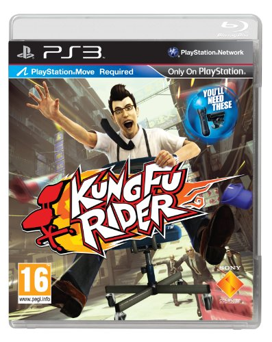Kung Fu Riders - Move Compatible (PS3) - [Edizione: Regno Unito]