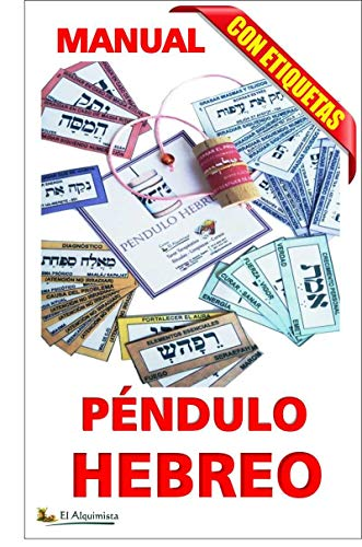 CURSO PENDULO HEBREO + VIDEO de 4 hs. + TARJETAS + MANUAL