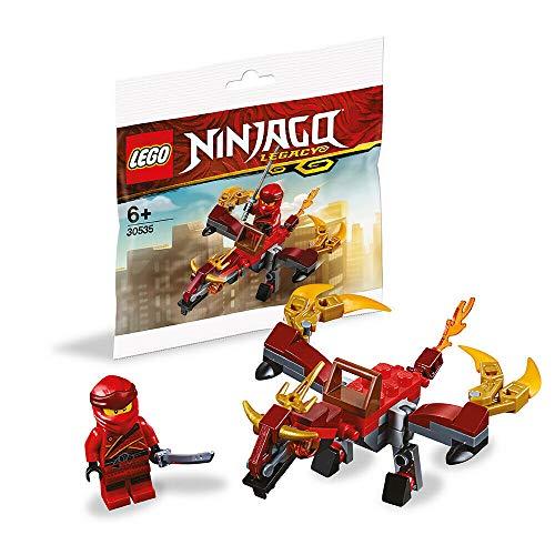 LEGO Ninjago Legacy Minifigure - Kai (Fire Dragon Polybag) 30535