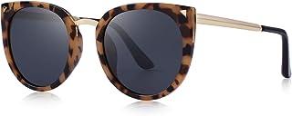 Girls Cat Eye Sunglasses for kids Children Polarized...