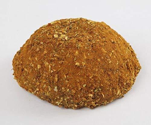 Trockenwurst in Form eines Kiesels, mit provenzalischen Gewürzen überzogen, 300 g,
