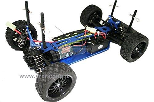 RC Auto kaufen Rally Car Bild 2: Stra en Rally xr16 EBD 1 16 B rsten VRX Radio 2 4 GHz ni mh 7 2 V RTR 4 WD VRX Karosserie rot*