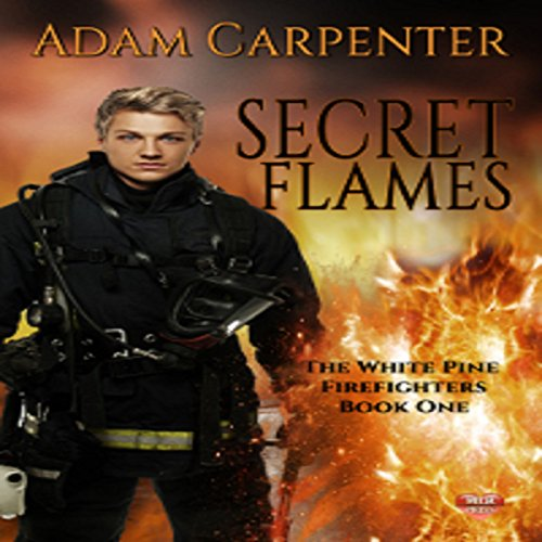 Secret Flames audiobook cover art