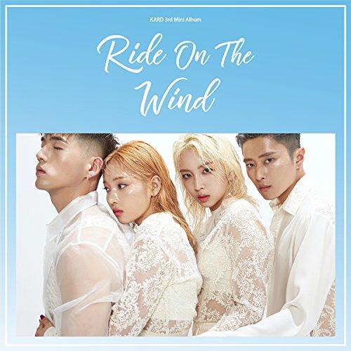Kard 3rd Mini Album 'Ride On The Wind'