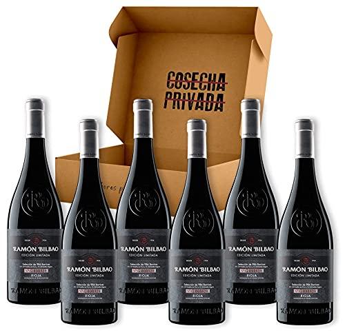 Ramón Bilbao Edición Limitada - Envío Gratis 24 H - 6 Botellas - Vino Tinto Rioja - Seleccionado y Enviado por Cosecha Privada