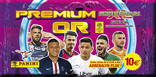 Panini - Foot TCG ADRENALYN XL 2019-20 Blister Premium Oro 2526-047