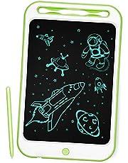 Richgv 10-calowy tablet do pisania LCD, tablet LCD, z funkcją skasowania, bardzo cienka i przenośna, prezent dla dzieci, szkoły, dorosłych, biura