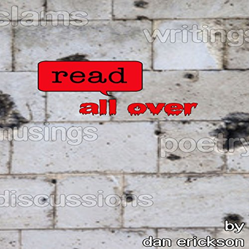 Read All Over  By  cover art