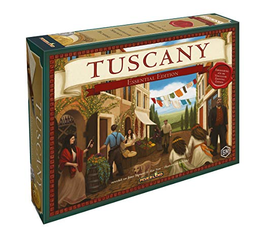 Feuerland Spiele Tuscany Essential Edition 20