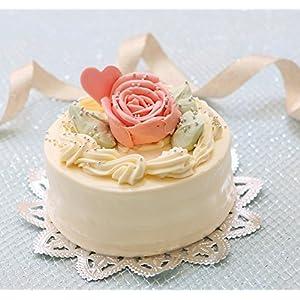 バタークリームケーキ 4号  誕生日ケーキ 母の日ギフト お祝いに
