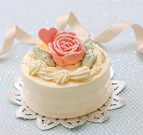 バタークリームケーキ 4号  誕生日ケーキ ホワイトデーお返し お祝いに