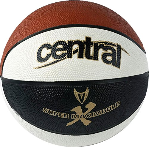 Review Of Central Super Maximould 3 Colour Basketball - Size 7