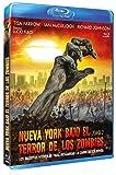 Nueva York Bajo el Terror de los Zombies BD 1979 Zombi 2 [Blu-ray]