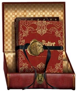 Harry Potter 1-5 Ltd Edition Gift Set [Dbl Discs Edn] [19 Di [Import anglais]