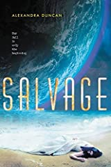 Salvage by Duncan, Alexandra(September 1, 2015) Paperback Unknown Binding