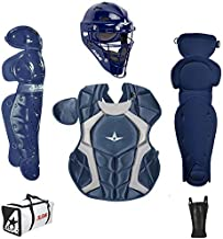 All-Star Youth Player's Series Catcher Kit (9-12) Ages 9-12 Navy