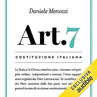 Articolo 7 cover art