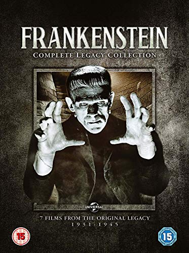Universal Pictures - Frankenstein - Complete Legacy Collection (8 Films) DVD (1 DVD)