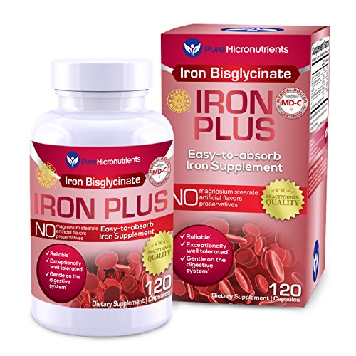 Pure Micronutrients - Iron Plus