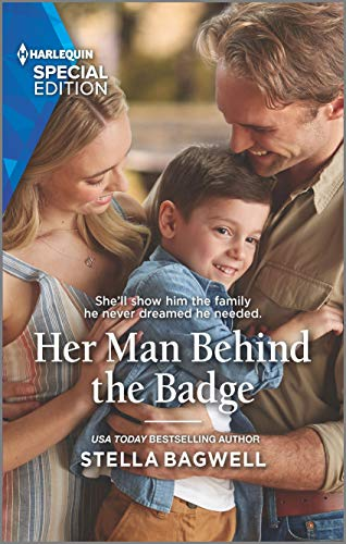 Her Man Behind the Badge (Men of the West Book 2782)