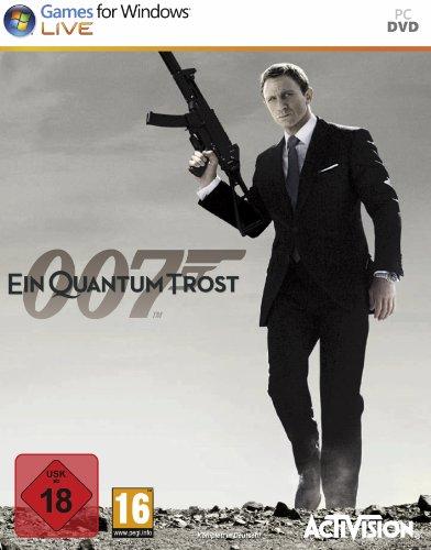James Bond 007 - Ein Quantum Trost [Software Pyramide]