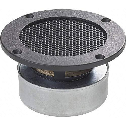 SpeaKa Professional DL-1117 Einbaulautsprecher 25 W 8 Ω Schwarz 1 St.
