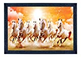 Material: High quality synthetic frame painting Item Size: 13.5 inches X 19.5 inches Usage: It can be used for living room, home decor and for gifting purposes easy to hang and easy to clean to dry cloth Paintings, Painting, SAF painting, Online pain...