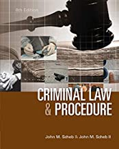Criminal Law and Procedure PDF