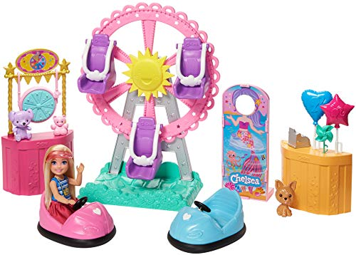 Chelsea Carnival Playset is a top toy for preschool girls