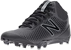New Balance Burn Mid Speed lacrosse cleats
