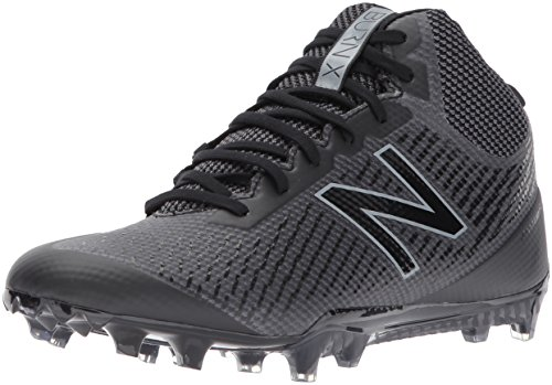 New Balance Men's Burn X2 Mid-Cut Lacrosse Shoe