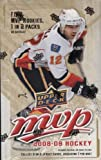 2008/09 Upper Deck MVP Hockey Hobby Box -