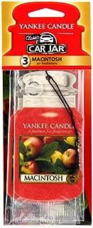 Yankee Candle 1114292 Macintosh Car Freshener