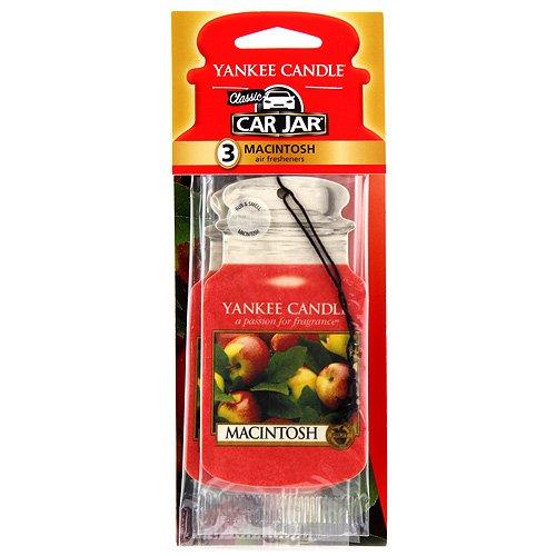 yankee candle car jar apple - 4