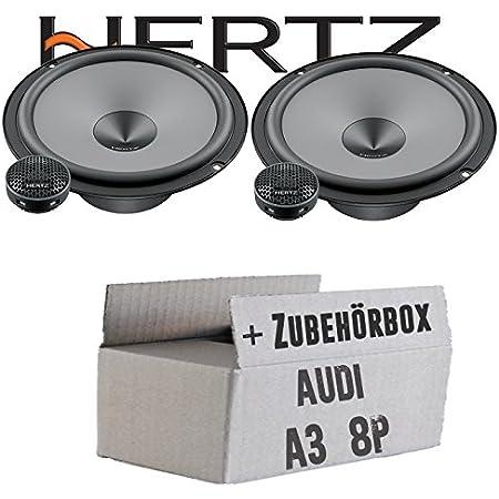 Hertz K 165 Kit 16cm Lautsprecher Komposystem Einbauset Für Bmw 3er E46 Just Sound Best Choice For Caraudio Navigation