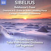 Jean Sibelius: Orchestral Works by Turku Philharmonic Orchestra
