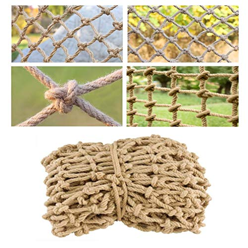 New Children Protective Netting Protection Net Children Fall Safety Climbing Netting Hammock Swing N...