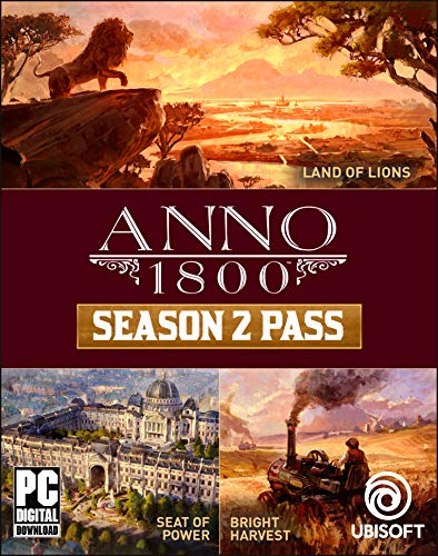 Anno 1800 Season 2 Pass | PC Code - Uplay