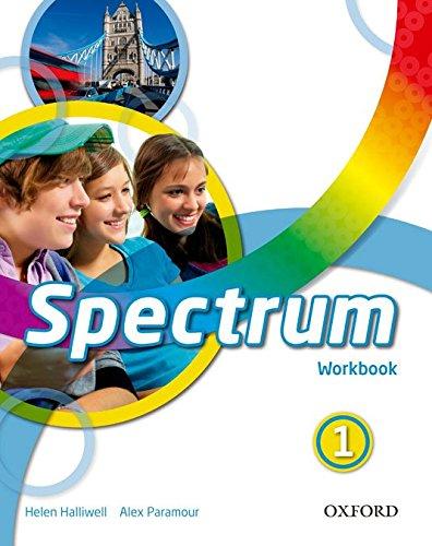Spectrum 1. Workbook - 9780194852135