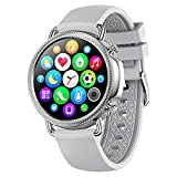XYZK V25 Smart Watch Temperatura del Cuerpo De La Mujer Pulsera...