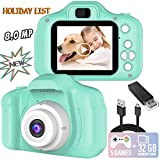 Best Digital Camera For Kids - Kids Camera, 8.0 MP FHD Digital Video Recorder Review