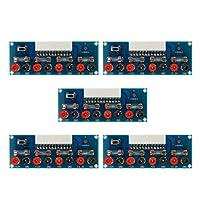 #N/A 5パック24ピンXH-M229ATXベンチトップ電源ボード電源モジュールアダプター