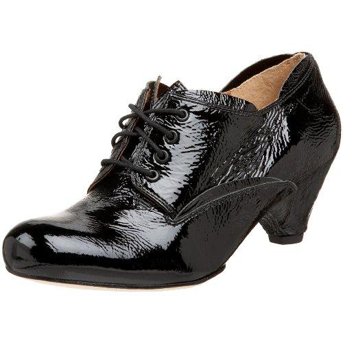Corso Como Women's Carro Lace Up Shoe,Black,10.5 M US