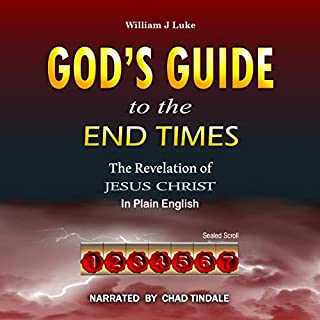 God's Guide to the End Times cover art